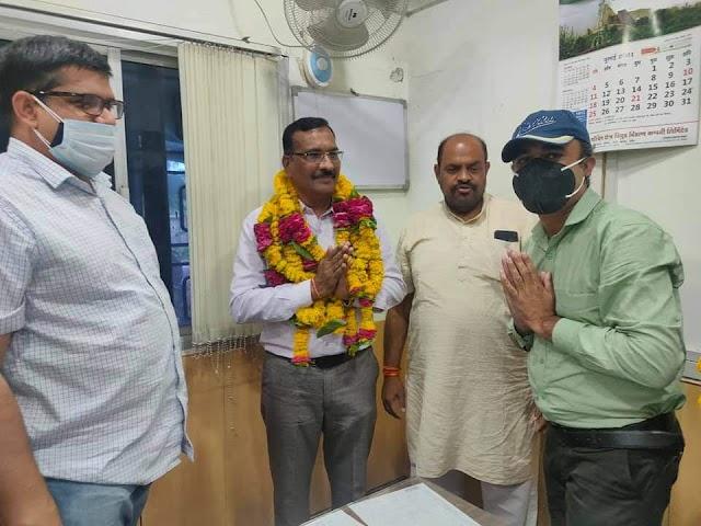 पश्चिमक्षेत्र के महामंत्री श्री राठौर का देवास प्रवास   Pashchim shetr ke mahamantri shri rathore ka devas pravas