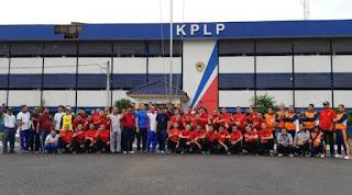 Pangkalan PLP Tanjung Priok Tetap Solid Sambut Perayaan HUT KPLP dan PLP