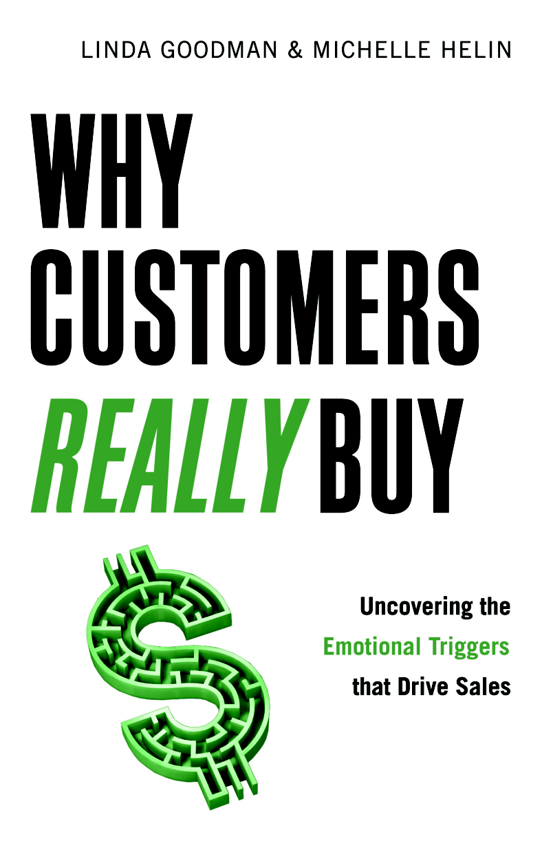 Why Customers Really Buy: Book Review | Cooler Insights