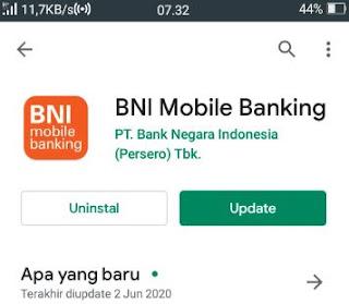 cara daftar & aktivasi bni mobile banking di playstore android