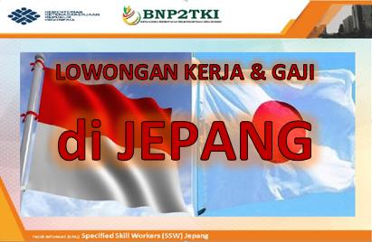 31 Lowongan Kerja Di Jepang Lengkap Gaji 2020 Warga Negara Indonesia