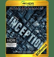 EL ORIGEN (2010) BDREMUX 2160P HDR MKV ESPAÑOL LATINO