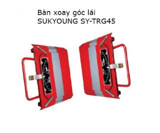 Đĩa kiểm tra góc lái SY-TRG45
