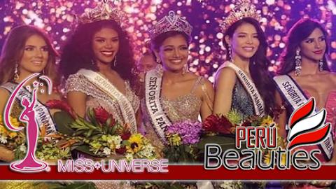 Mehr Eliezer es Miss Universe Panama 2019