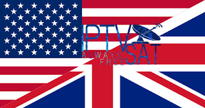 UNITED STATES AND UNITED KINGDOM TV CHANNELS