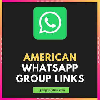 America WhatsApp Group Links