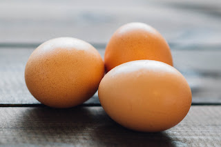 egg is good for diet and has low cholesterol content