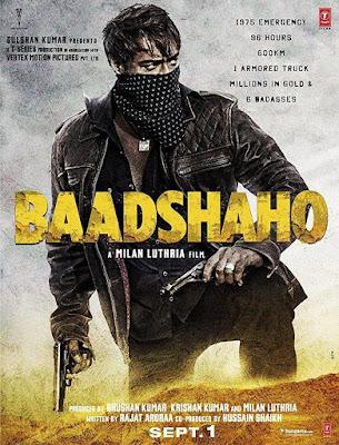Baadshaho 2017 DVD R1 NTSC Sub