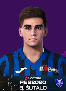 PES 2020 Faces Boško Šutalo by Sofyan Andri