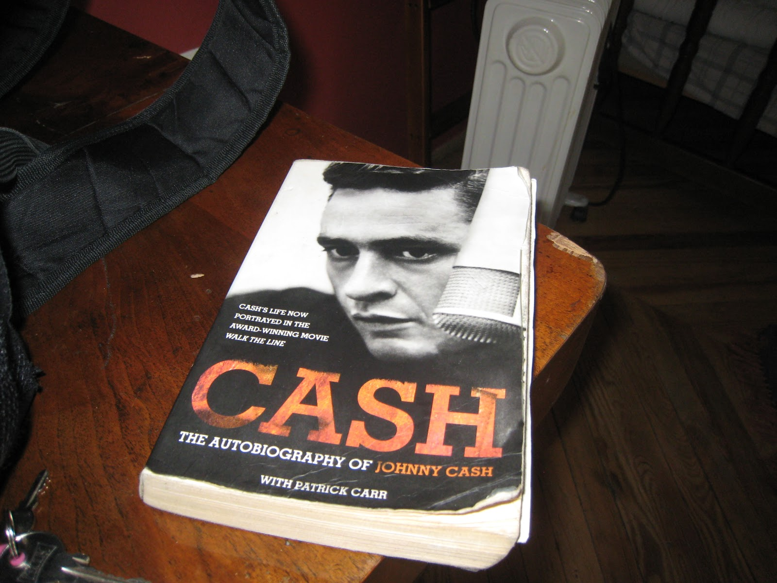 TRAVELARITY: The Master and Johnny Cash: A Travelarity Book Report