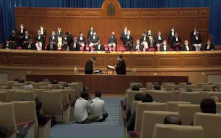 9 New SC judges Took the Oath of Office in One Go