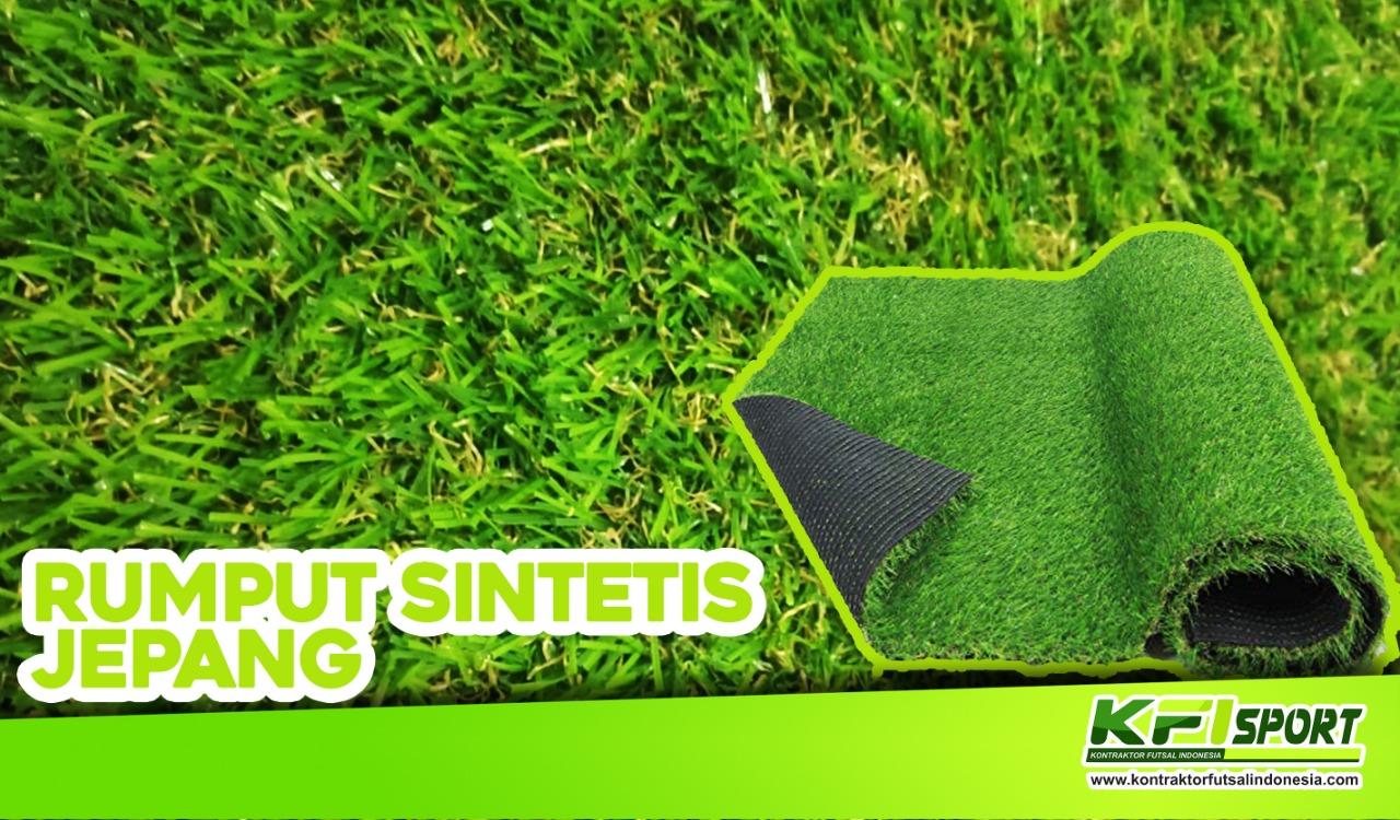 karpet rumput sintetis outdoor jepang