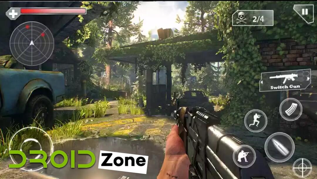 Counter Terrorist Sniper Shoot Mod Apk v1.2 Unlimited