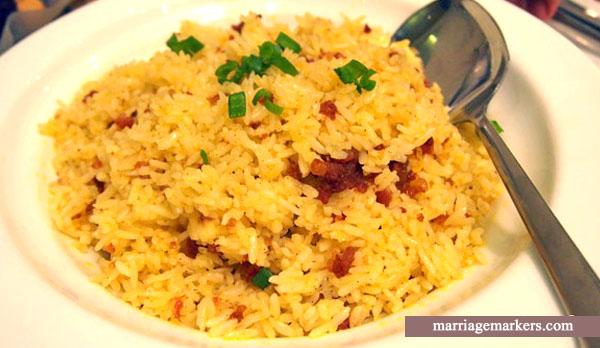 Chorizo Rice - Kuya J Restaurant Bacolod - Bacolod blogger - family meals - SM City Bacolod - Pinoy favorites- Pinoy dishes - Pinoy comfort foods - Bacolod restaurant