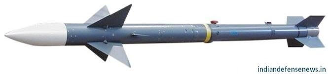 Kalyani Rafael Advanced Systems (KRAS) Offers Next Generation LLQRM Derby Missiles To India