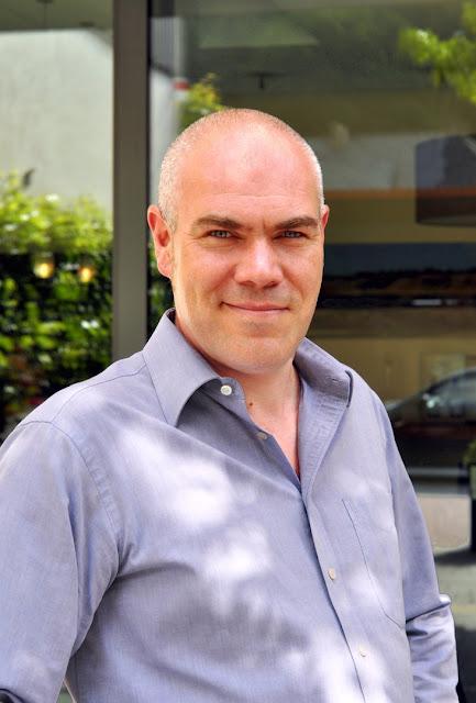 Sommelier und Gastronom Daniel Butz