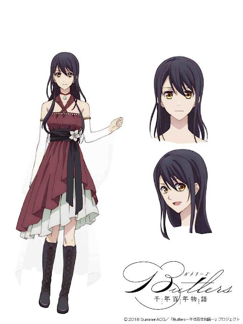 Tenna Kisaragi, a quién pondrá voz la seiyuu Sachika Misawa.