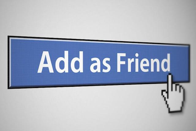 Memperbanyak teman.