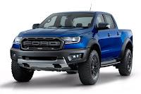 Ford Ranger Raptor Double Cab (2019) Front Side