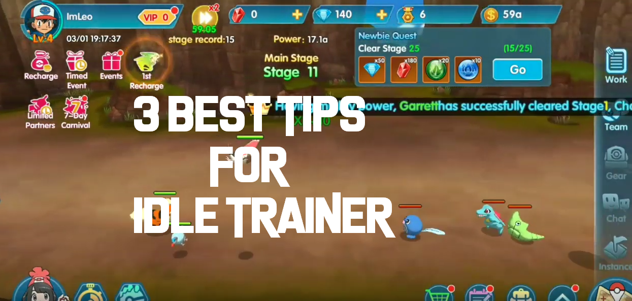 Idle Trainer Cheats: 3 Quick Tips & Redeem Codes, Strategy