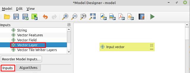 Vector Layer Input