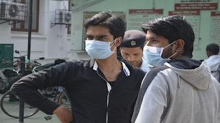 Double Layered Khadi Masks---BY KVIC