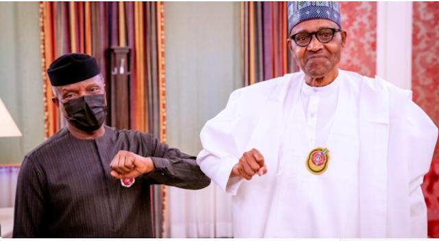 Buhari, Osinbajo said to take COVID-19 vaccine yet to be procured 'on live TV'