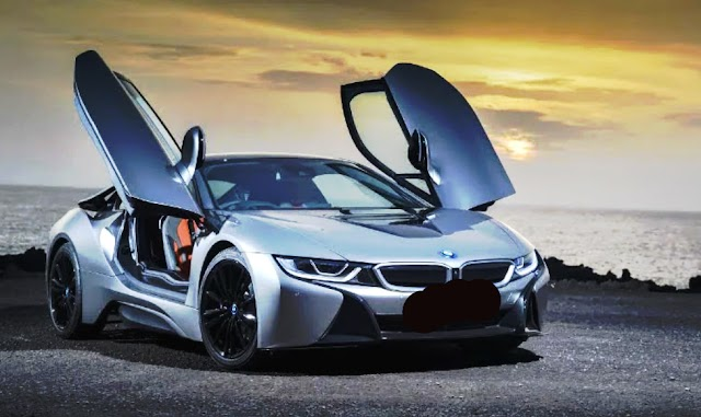 BMW has close production to i8 hybrid sports car.