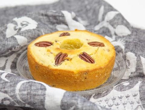 Pecan Rum Bundt Cake