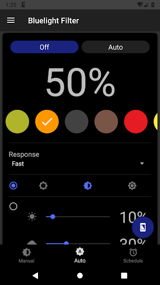 BlueLight Filter Pro MOD Apk