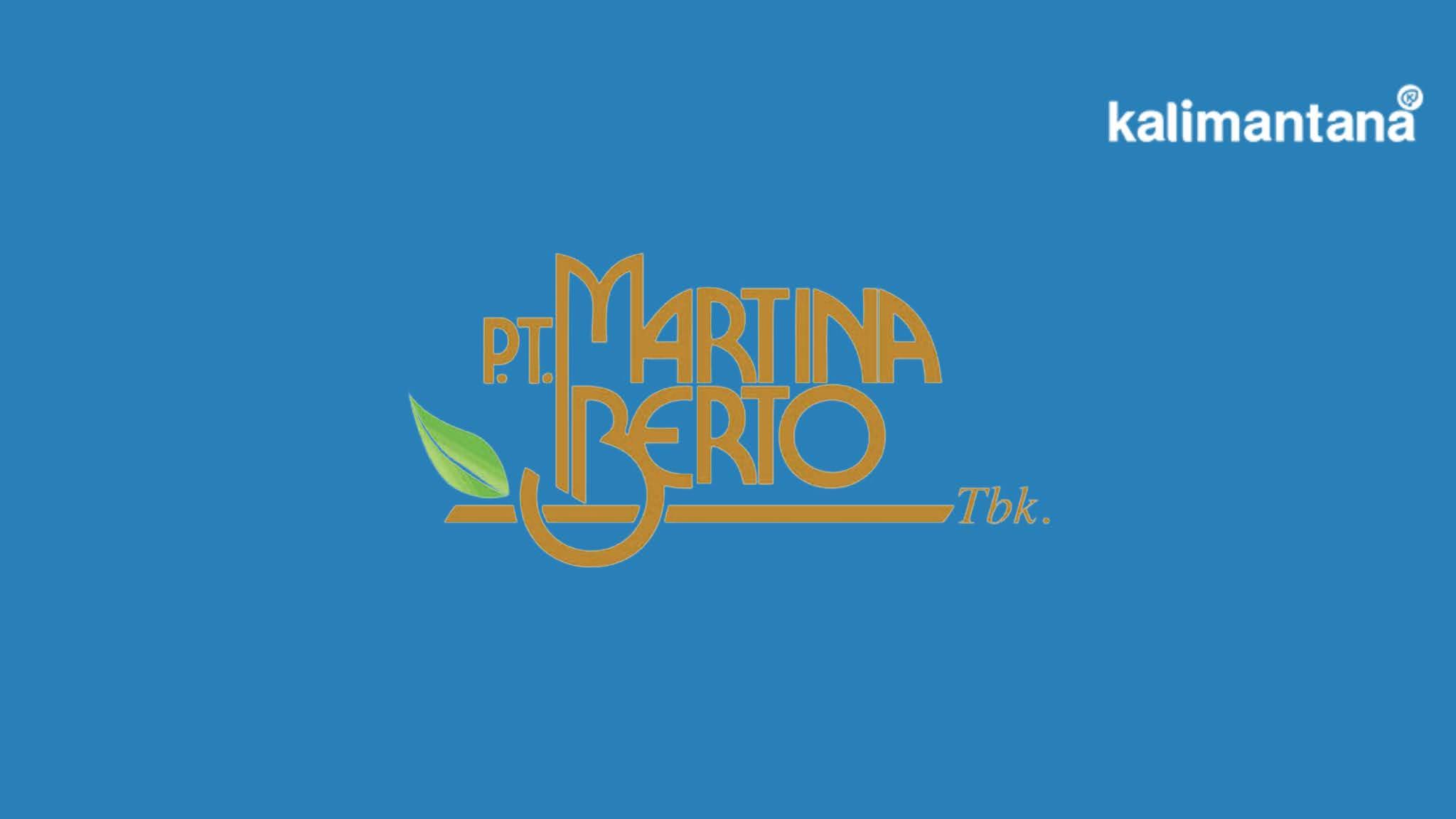 PT Martina Berto
