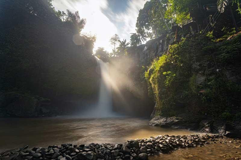 Rute Lokasi Air Terjun Tegenungan Gianyar Bali