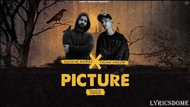 Picture Lyrics - Hashim Nawaz & Talha Anjum