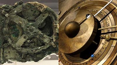 """Cientistas Descobrem os Segredos da Antiga """"Máquina de Anticítera"""""""