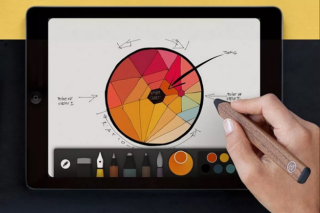 paper εφαρμογή ζωγραφικής σχεδίου σημειωματάριο