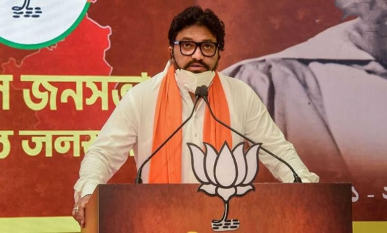 BJP has given important responsibility to former Union Minister Babul Supriya