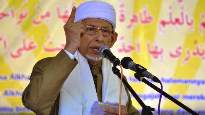 Habib Saggaf Al Jufri: Tak Usah Ikut Aliran yang Suka Mengkafirkan!