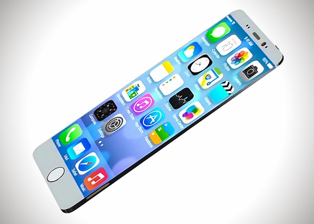 apple iphone air with 3d retina+ display