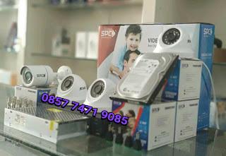 PEMASANGAN CCTV KRAMAT JATI JAKARTA TIMUR