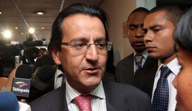 Ex-secretario jurídico de Casa de Nariño fue condenado sólo a 5 años por caso 'chuzadas' del DAS