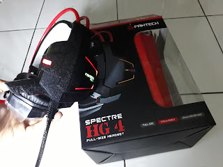 Review Fantech Spectre HG4 - NggoneRonan
