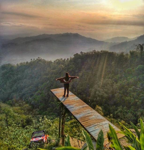 Bukit Isisi Kulon Progo Tempat Wisata Instagramable Di Jogja