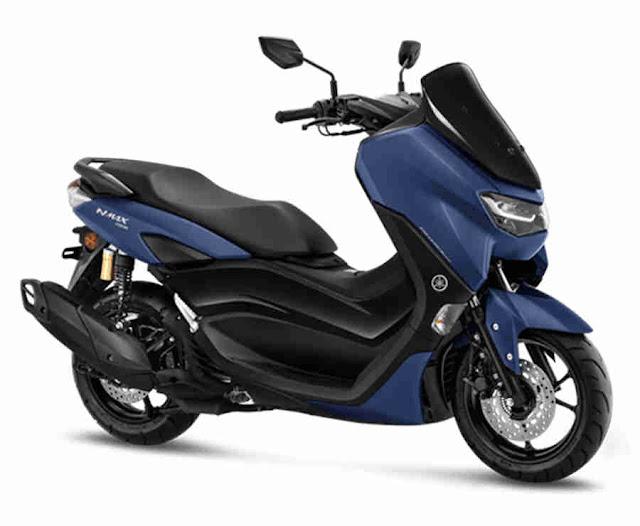 Warna Yamaha NMAX  2020