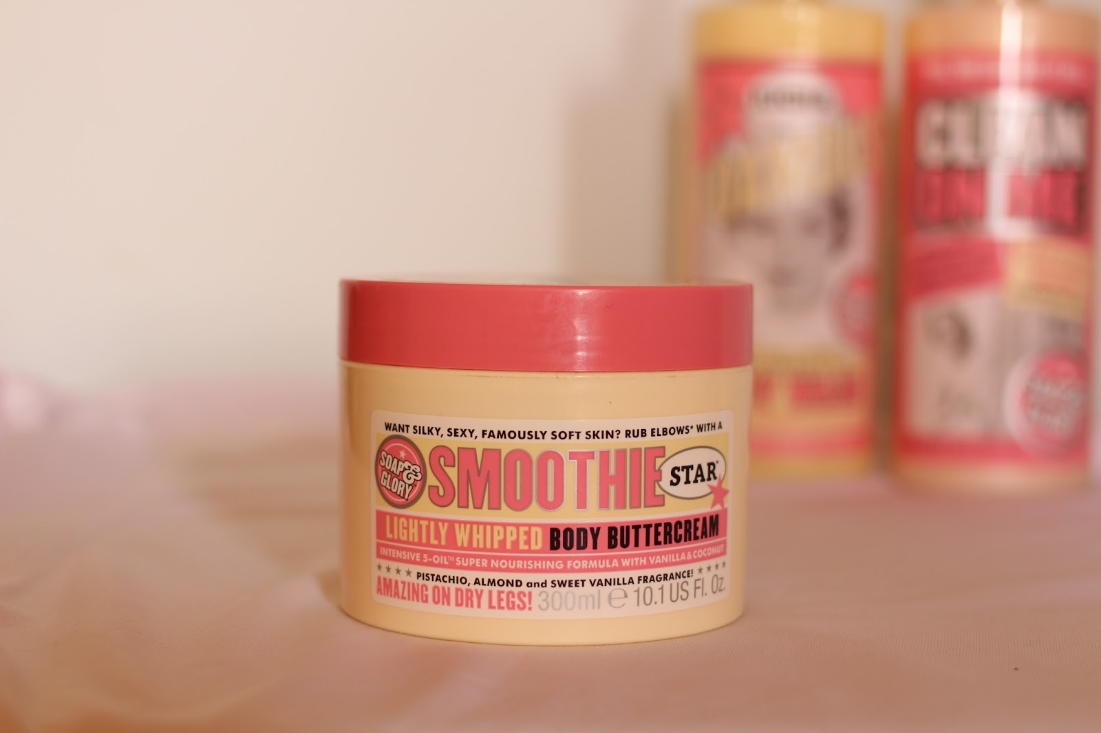 Soap and Glory Smoothie Star Body Buttercream