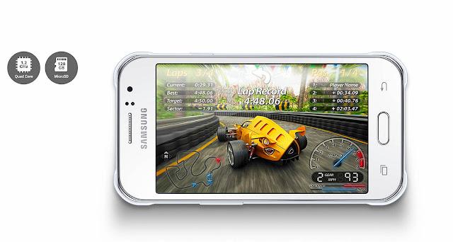 Samsung J1 Detail dan Harganya