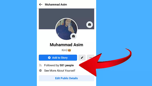 How to see how many followers you have on Facebook