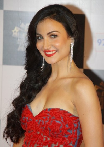 Elli AvrRam Decorative Chandelier Earrings