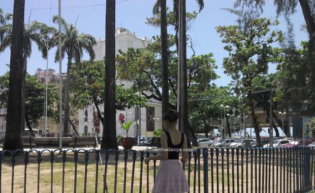 Os 479 anos do Recife terão corte de bolo e shows na Praça do Arsenal