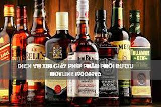 Xin giấy phép phân phối rượu nhập khẩu vào Việt Nam như thế nào?