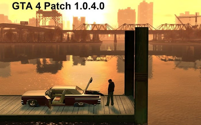 GTA 4 الباتش الرسمي الرابع للإصدار 1.0.4.0 النسخة الإنجليزية